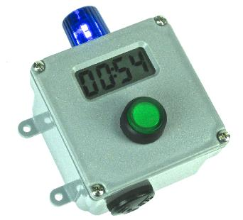PUSH BUTTON PROCESS TIMER