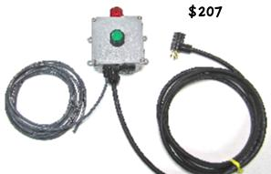 ALARM PANEL BOX WITH FLOAT SWITCH
